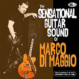 The Sensational Guitar Sound of Marco Di Maggio Vol. 1
